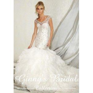 Angelina Faccenda Bridal Gown by Mori Lee Bridal 1256