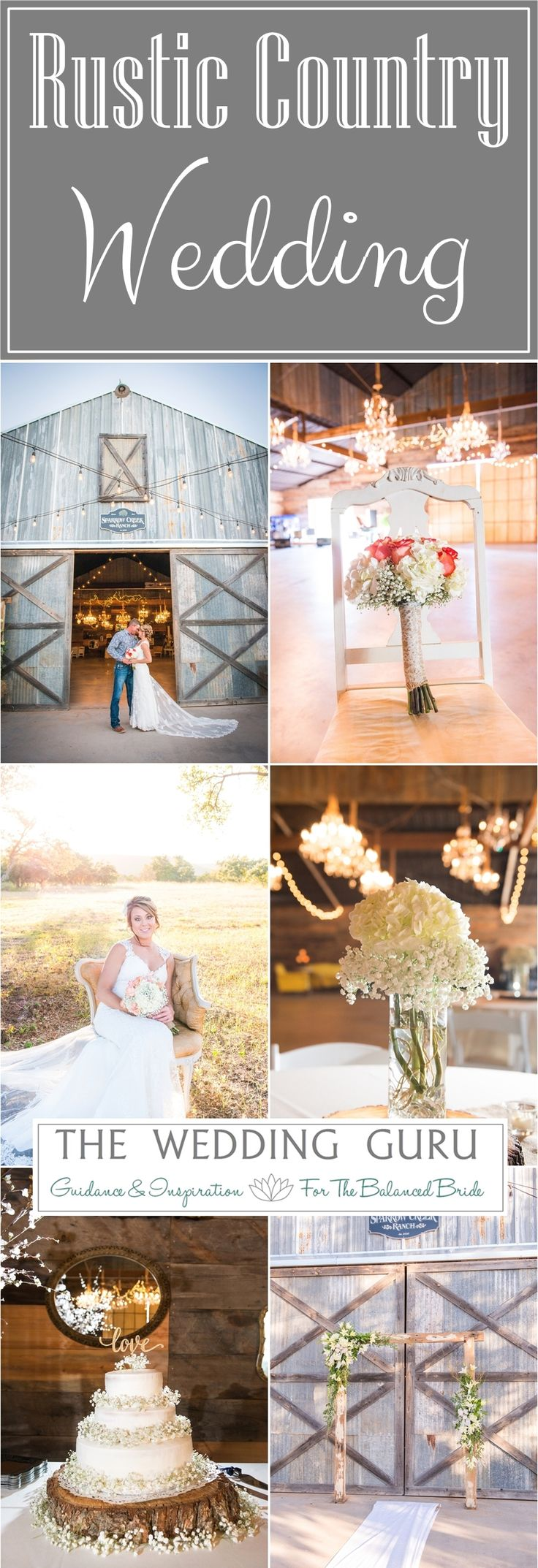 Country Chic Wedding in Graham Texas 26