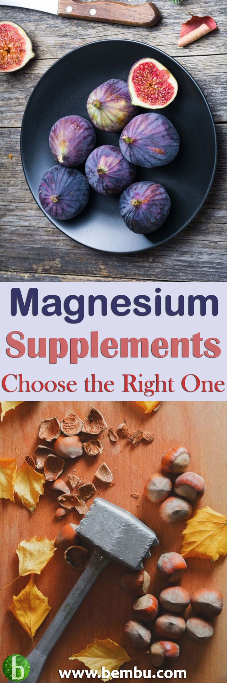 Before buying magnesium supplements, make sure you know how to choose the best type(s) for you to avoid wasting your hard-earned money. Health Tips │ Health Ideas │Healthy Food │Health │Food │Vitamin │Healing │Natural Remedies │Nutrition │Natural Cure │Herbal Remedies │Natural beauty #Health #Ideas #Tips #Vitamin #Healthyfood #Food #Vitamin #Healing #Remedies #Nutrition #Cure #Herbalremedies #Naturalbeauty