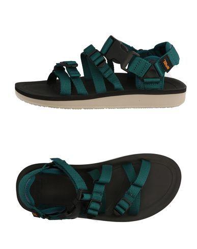 TEVA Men's Sandals Deep jade 11 US