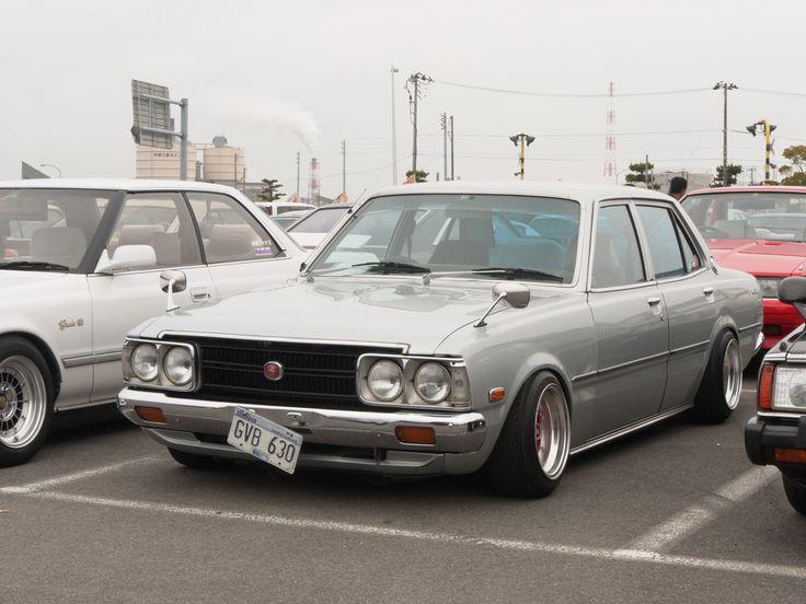 Toyota Corona T100 | Lowered, JDM, Stance