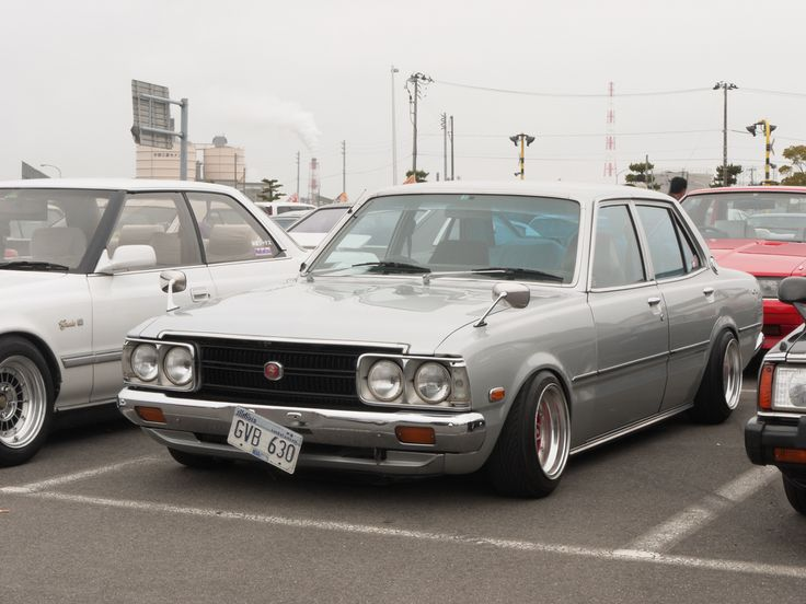 Toyota Corona T100 | Lowered, JDM, Stance