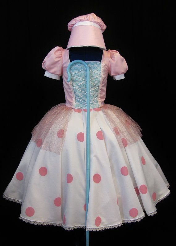 Bo Peep Custom Costume by NeverbugCreations on Etsy