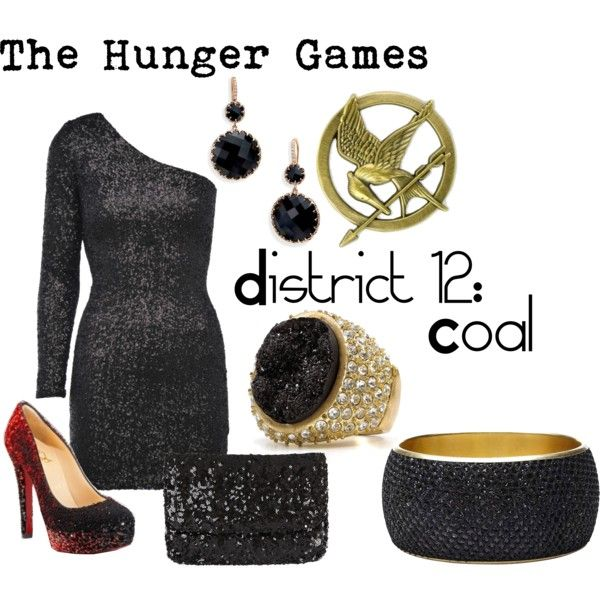 The Hunger Games, District 12: Coal, created by checkers007