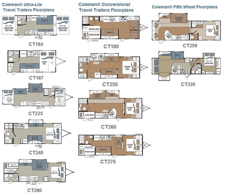 2003 Montana Rv Floor Plans