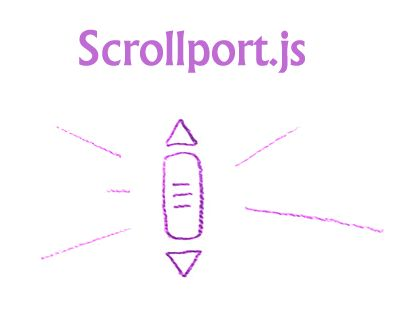Scrollport.js – jQuery Plugin for Scrolling Animation #scroll #animation #scroll #jQuery #scrollTo #animatedScroll