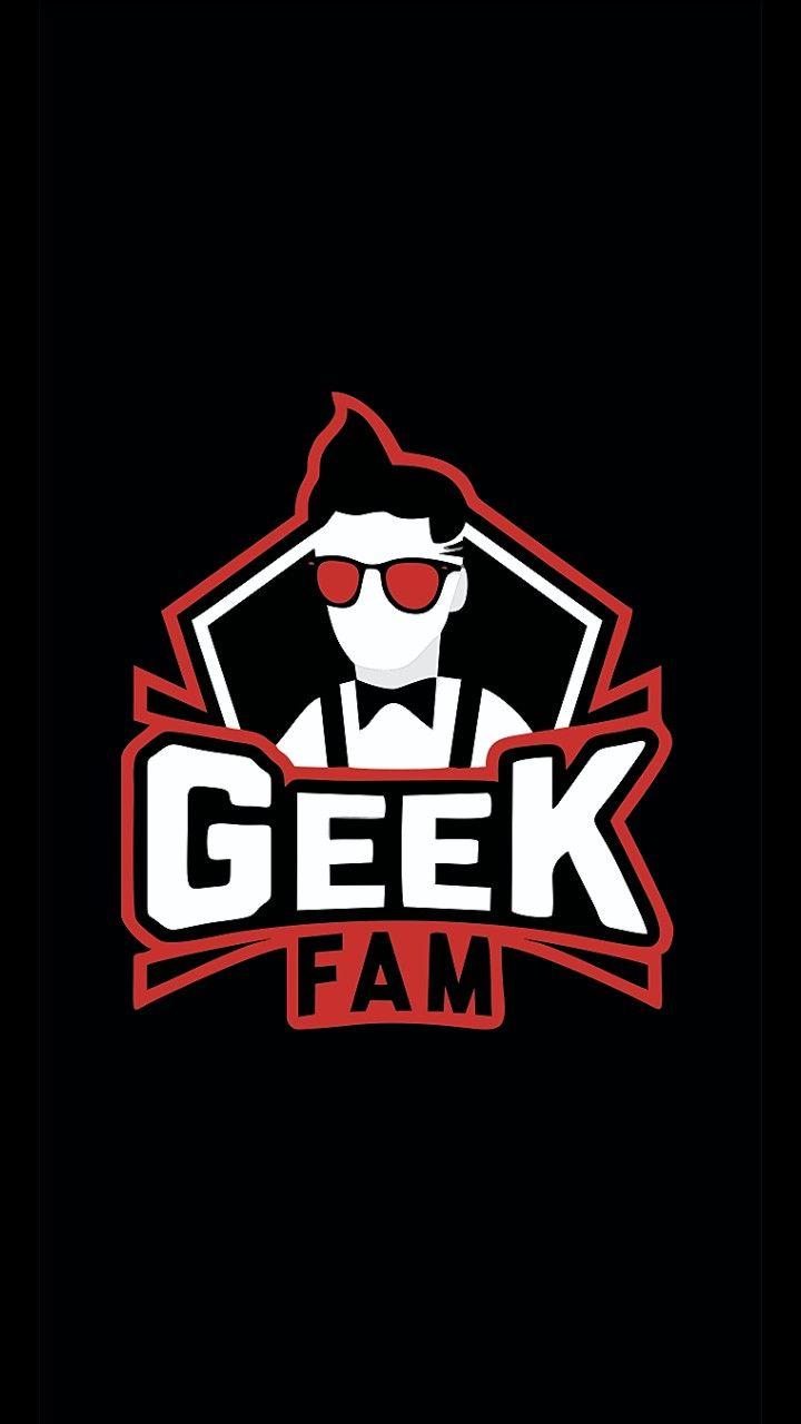 Geek Fam Id Desain Logo Game Gambar Profil Lucu Logo Game