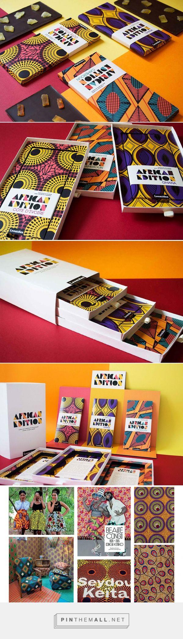 African Edition / Designed by Emma Thibault