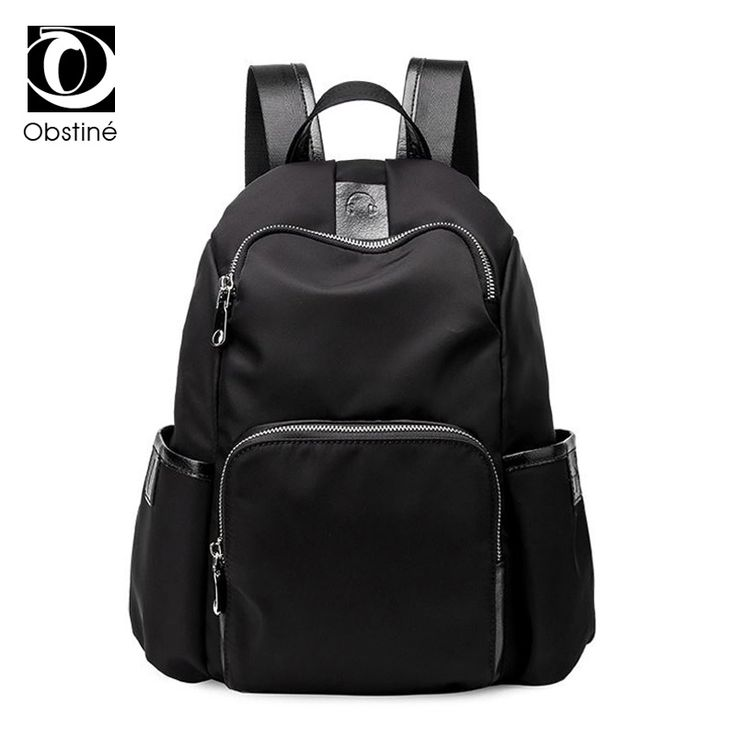 fashion oxford women backpack for girls cheap back pack black female backpacks for teenage anti-theft shoulder bag for school #Affiliate