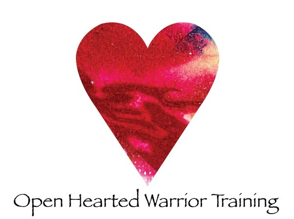 The Open-Hearted Warrior Way by Kathy Morton-Stanion