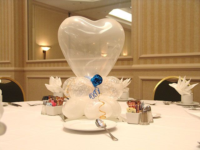 """Clear Giant Heart Balloon, Valentine's, Wedding Party 36"""" Event Birthday Decor Venue Set up, Engagement, Proposal, Centerpiece by OutOfMyBubble on Etsy"""