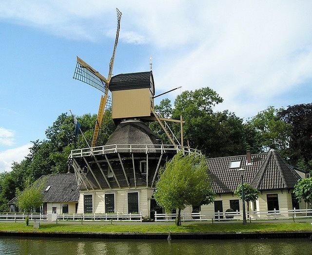 Weesp Windmill.