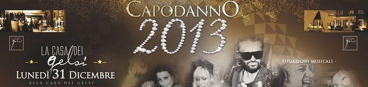 Festa dell'Ultimo dell'anno 2012- Capodanno 2013