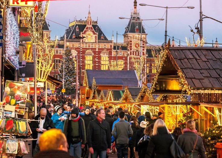With vendors in more than 300 chalets, the market in Strasbourg, France, attracts over two million visitors each year Christmas Markets | Architectural Digest