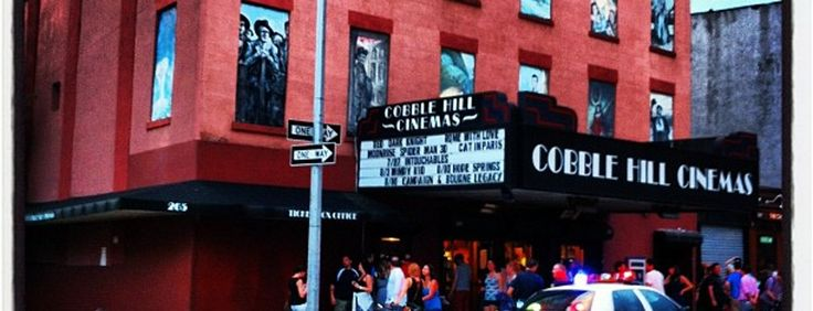 Cobble Hill Cinemas is one of The 11 Best Movie Theaters in Brooklyn.