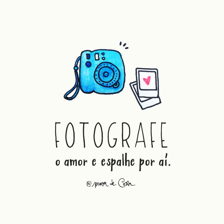 Prosa de Cora frase | frases | fotografia | fotografar | photography quote