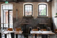 N8STALLUNG | Das mediterrane Restaurant in der alten Nachtstallung des Augsburger Schlachthofs - 09.07.14 - Interieur Photography N8STALLUNG