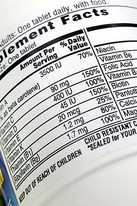 Vitamin D Go to List! Finally one exits! Vitamin D is so important to our bone health and thus our overall health (since bones are the beginning of everything else). Yet it's so hard to get it into our diets. Here is an explanation of how much you should get daily and where to get it from! Lots of options