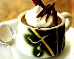 le chocolat chaud! mon boisson favorite! | Attention all Foodys ...