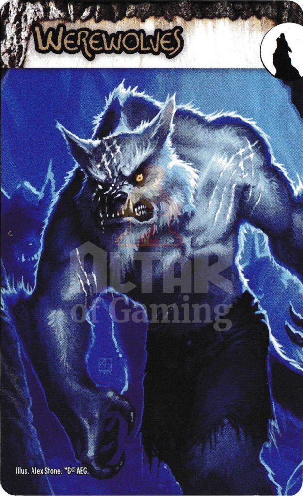 Werewolves - Smash Up Faction - Monster Smash | Altar of Gaming