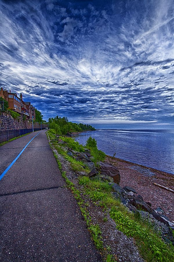 Lake Superior, Duluth, Minnesota