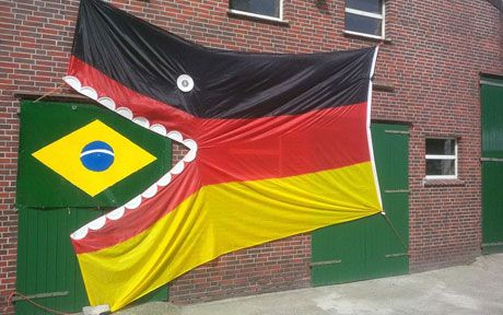 Germany eats Brazil, World Cup 2014: as it happened - Telegraph