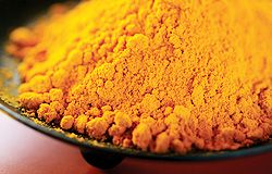 Curcumin reduces urinary side effects of radiation therapy in prostate cancer patients.  Curcumin may help prevent metastasis.