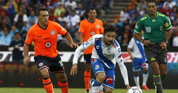 Cruz Azul vs Puebla en vivo -
