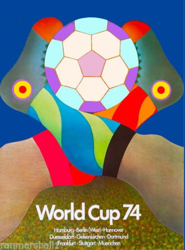 1974-World-Cup-Soccer-Football-Germany-Sports-Travel-Advertisement-Poster