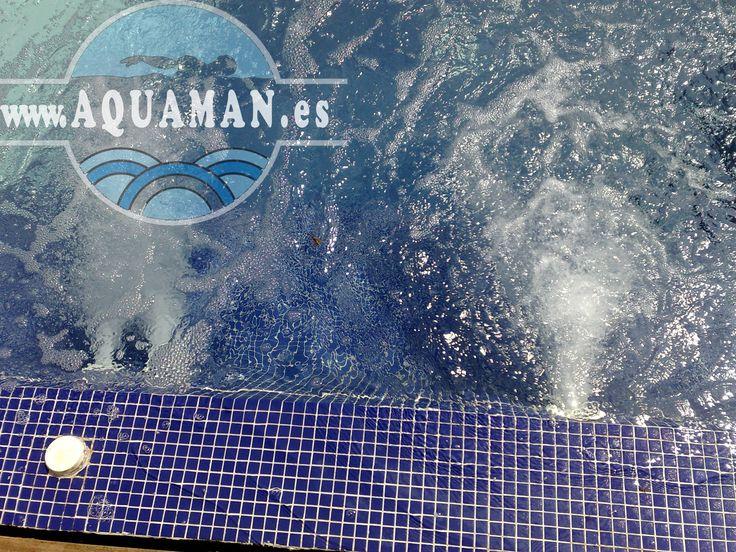 Imágenes de spas construidos o instalados por Aquaman.