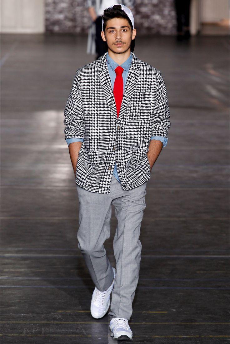 Sfilata Ami Milano Moda Uomo Primavera Estate 2015 - Vogue