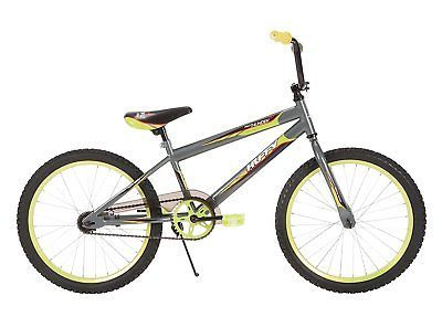 Huffy 20-inch Pro Thunder Boys' Bike, Ideal for Ages 5-9 and Rider Height 44-52  Bicycle Co, ReleaseDate - 2007-05-23, ISBN - Not Applicable