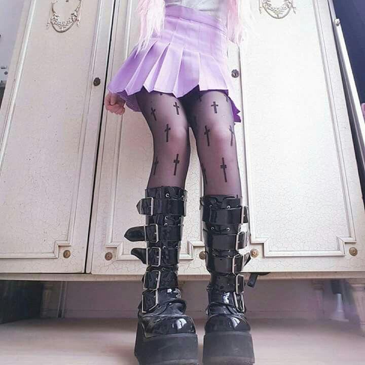 Pastel Goth                                                       …