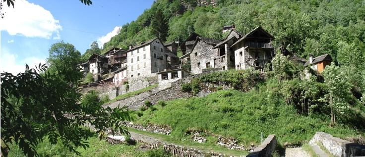 Hameau de Piaggiogna