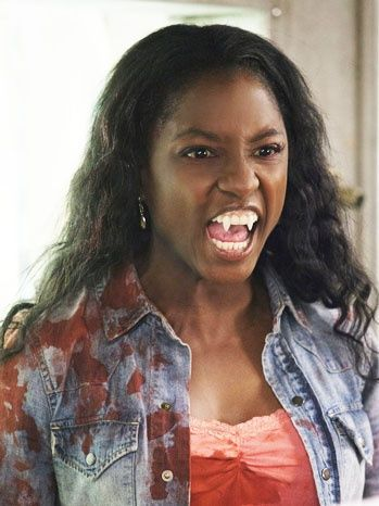 True Blood Season- Rutina Wesley a.k.a Tara. I just wish she could be more bad ass this season. So far, her role's been a little disappointing.