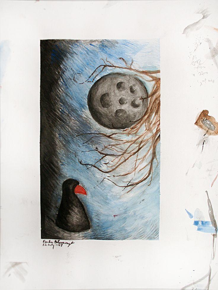 Ilustracja autor: Emila Błaszczyk