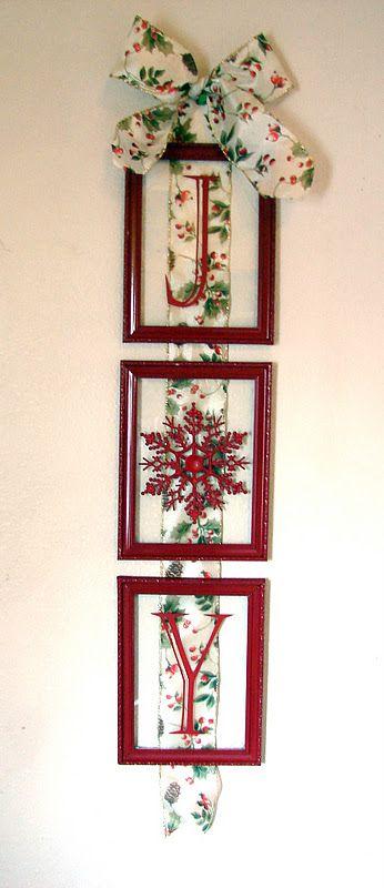 Top 477 best JOY images on Pinterest | Christmas decor, Diy christmas  DP51
