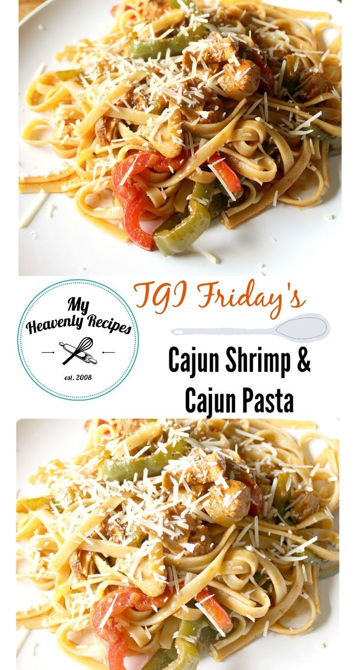 This Cajun Chicken Pasta Recipe Tastes Amazing Its A Copycat