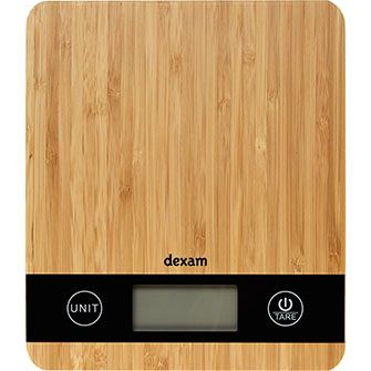 Dexam Electronic Kitchen Scales