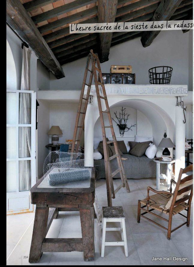 101 best global chic home decorating style images on for Maison sud france