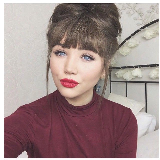 17 Best Images About Bellami Bangs On Pinterest Bang
