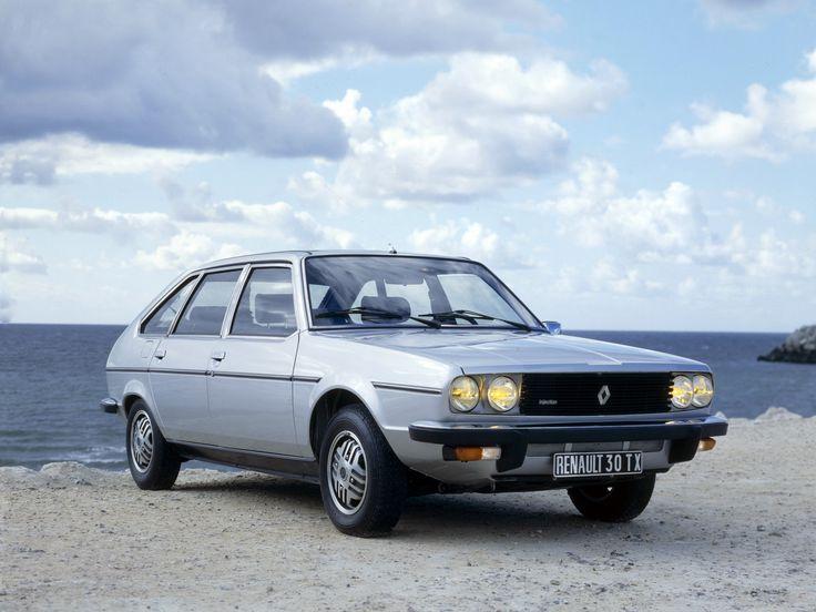 Renault 30 TX - 1978