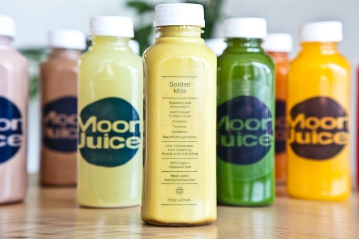Golden Milk #Juice #moonjuice #raw