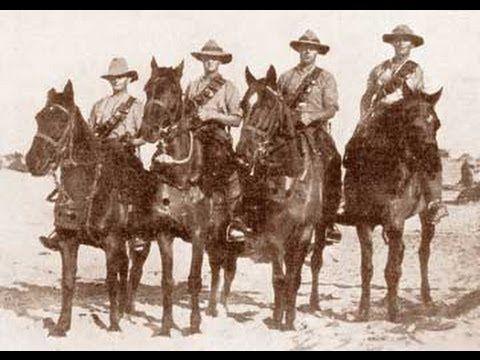Anzac Spirit - The Battle for Beersheba. Col Stringer - YouTube