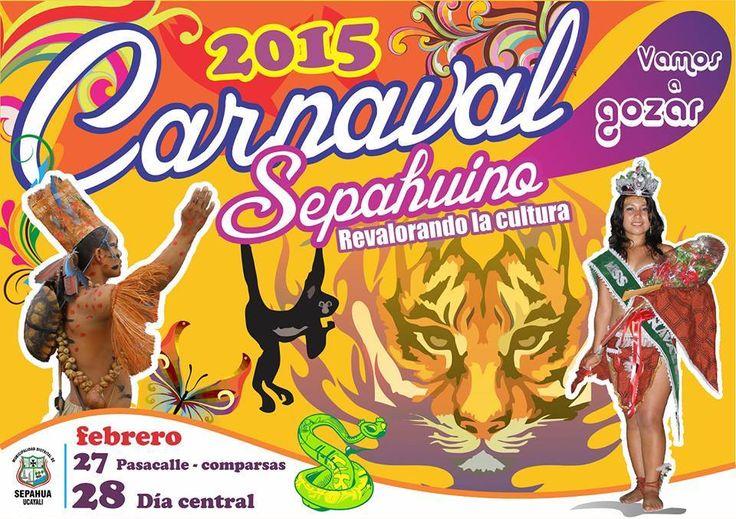 Carnaval Sepahuino 2015