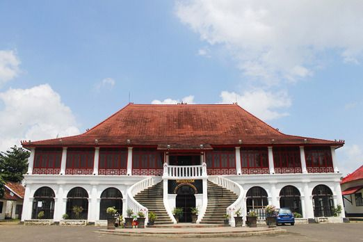 The Sultan Mahmud Badaruddin II Museum. Photo by Ansyor Idrus.