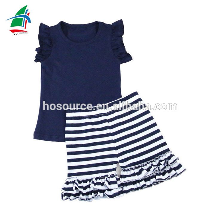 Kids Clothing Wholesale Boutique Children Clothing Baby Girl Outfits organic cotton baby clothing
