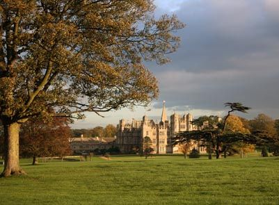 Burghley Estate by Paul Towers