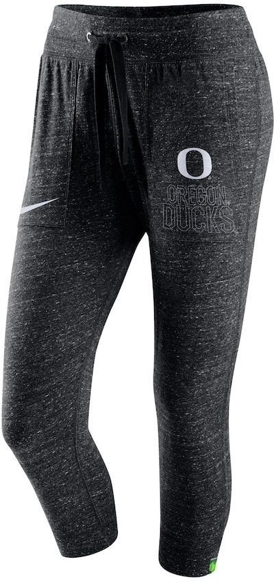 Nike Women's Oregon Ducks Vintage Capri Pants