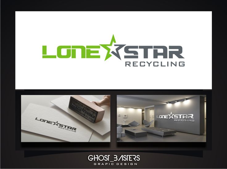 Texas based electronic recycling company looking for cutting edge look by Ghost_Busters